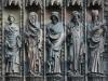 Франция. Страсбург. Собор Страсбургской Богоматери (фрагмент фасада -3)