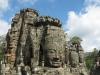 Камбоджа. Ангкор-Ват (фрагмент фасада -2)