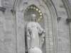 Канада. Монреаль. Собор Квебекской Богоматери (фрагмент фасада)