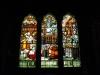 Канада. Монреаль. Собор Квебекской Богоматери (витраж)
