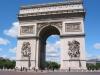 Париж. Триумфальная арка (1)