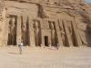 Египет. Абу-Симбел. Храм Нефертари.