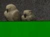 Египет. Асуан. Нубийский музей. Экспонаты