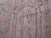 Египет. Эдфу. Храм Хоруса (фрагмент интерьера)
