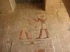 Египет. Храм Хатшепсут (роспись интерьера-1)