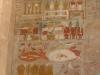 Египет. Храм Хатшепсут (роспись интерьера -2)