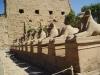 Египет. Каркакский храм. Дромос