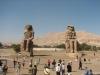 Египет. Колоссы Мемнона