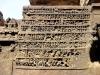 Индия. Эллора. Храм Кайласанатха (3)