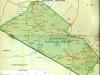 Кения. Национальный заповедник Масаи-Мара (карта)