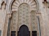 Марокко. Великая мечеть Хассана II  (фрагмент фасада)
