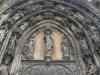 Нидерланды. Маастрихт. Базилика Св. Серватия (фрагмент фасада)