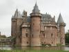 Нидерланды. Утрехт. Замок Де Хаар -2