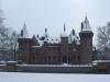 Нидерланды. Утрехт. Замок Де Хаар -3