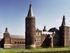 Нидерланды. Замок Хунсбрук-1