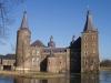Нидерланды. Замок Хунсбрук-2