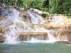 Ямайка. Водопады Даннс-Риверс (2)