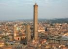 Италия. Болонья. Две Башни