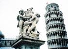 Италия. Пиза. Пизанская башня