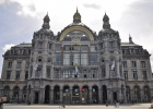 Антверпен. Железнодорожный вокзал