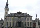 Бельгия. Лир. Городская ратуша и башня-беффруа