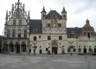 Бельгия. Мехелен. Главная торговая площадь