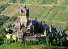 Германия. Кохем. Замок Райхсбург