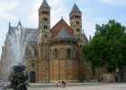 Нидерланды. Маастрихт. Базилика Св. Серватия