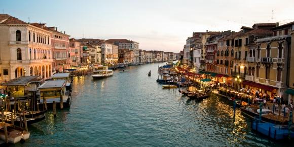 Италия. Венеция. Каналы