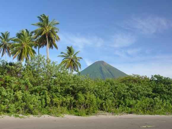 Никарагуа. Остров Ометепе
