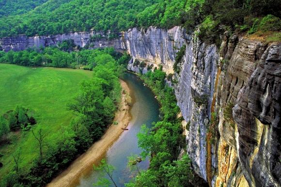 Национальная река Буффало