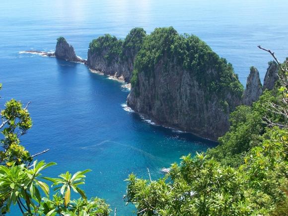 Национальный парк Американское Самоа