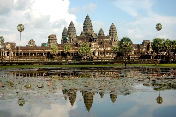 Камбоджа. Ангкор-Ват