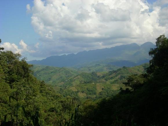 Гватемала. Заповедник квезалей