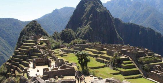 Мачу-Пикчу, затерянный город