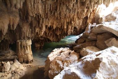 Самая длинная подземная река в мире обнаружена в Мексике