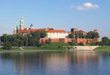 Польша. Краков. Вавель