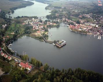 Польша. Мазурское поозерье