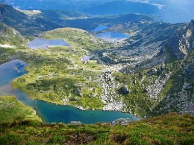 Болгария. Национальный парк Рила