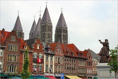 Турне. Бельгия