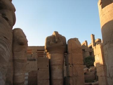 Египет. Карнакский храм (руины -2)