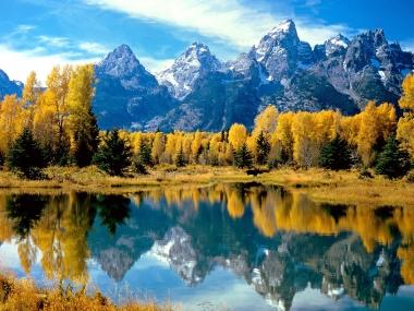 Национальный парк Гранд-Титон (США)