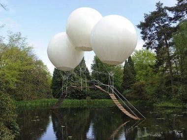 Мост на воздушных шарах
